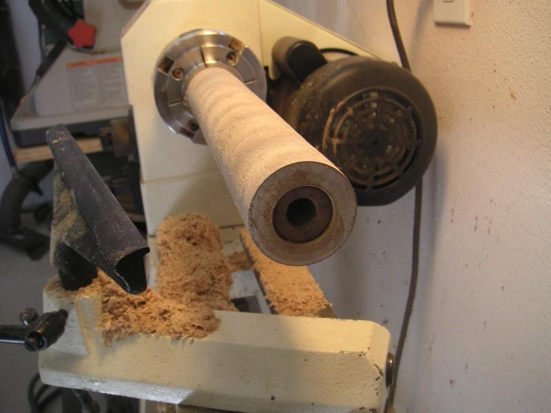 wood thread insert